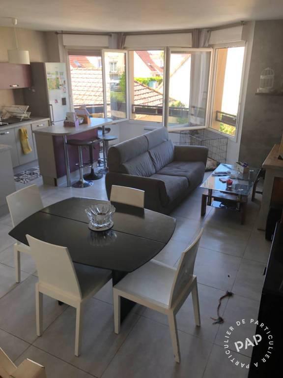 Vente Appartement Moissy-Cramayel (77550) 64m² 172.000€