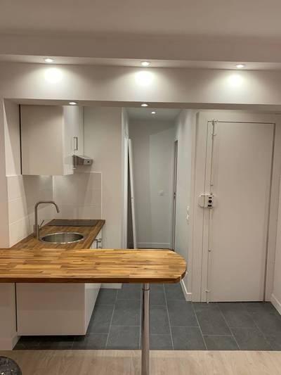 Location appartement 2pièces 32m² Paris 10E (75010) - 1.170€