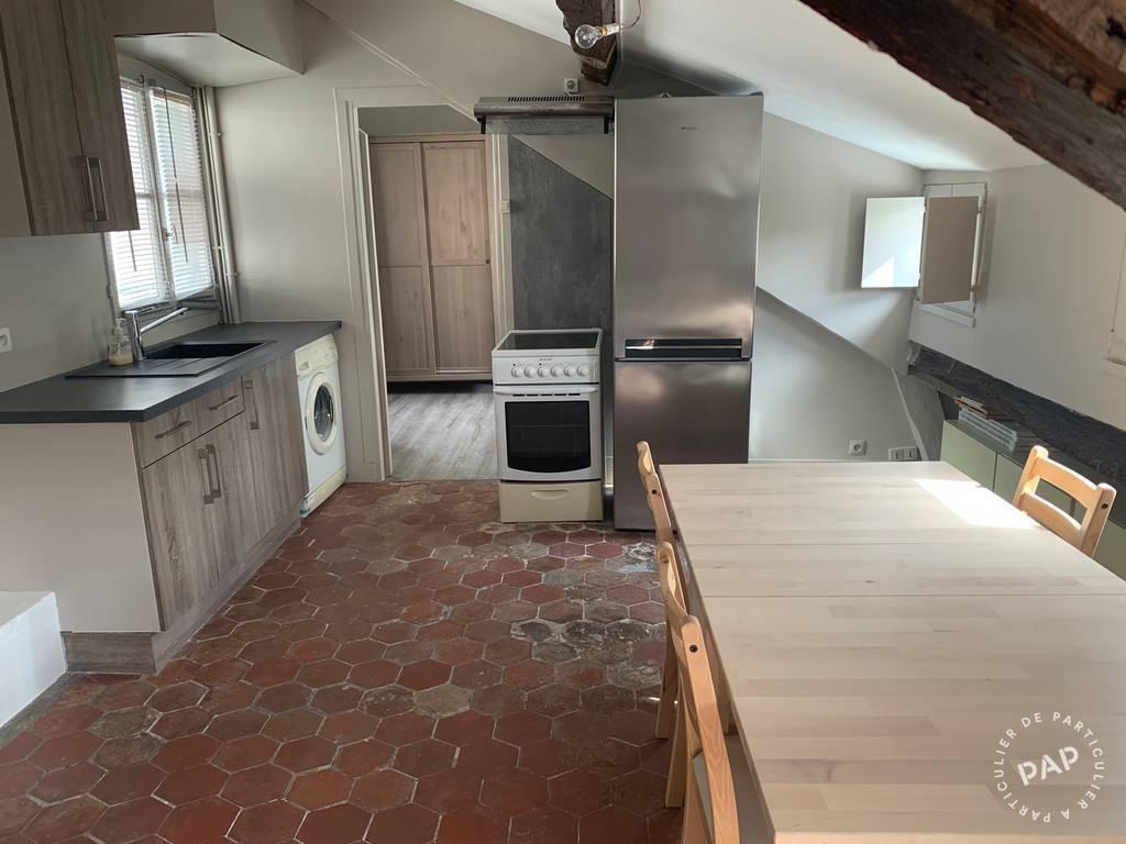 Location Appartement Paris 3E