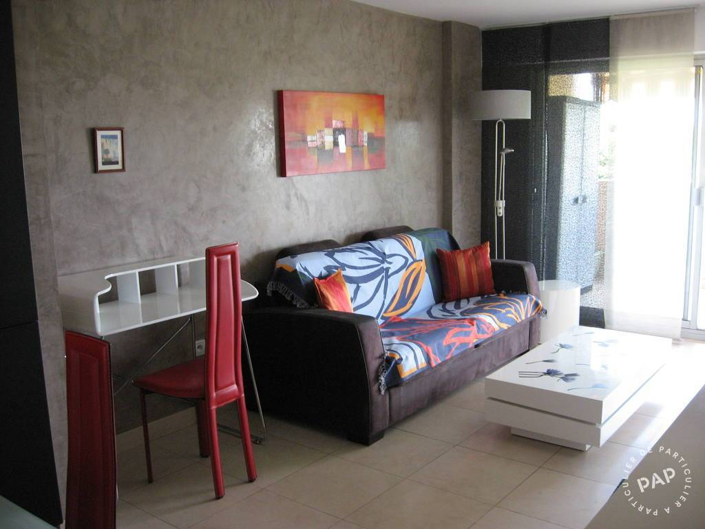 Location immobilier 1.100€ Antibes (06600)