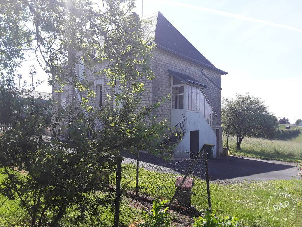 Vente immobilier 76.000€ Luçay-Le-Mâle (36360)