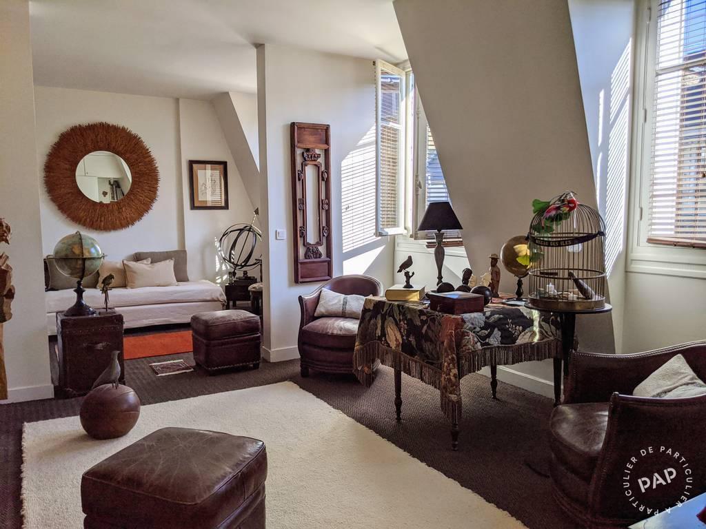 Appartement 1.490.000€ 103m² Paris 16E (75116)
