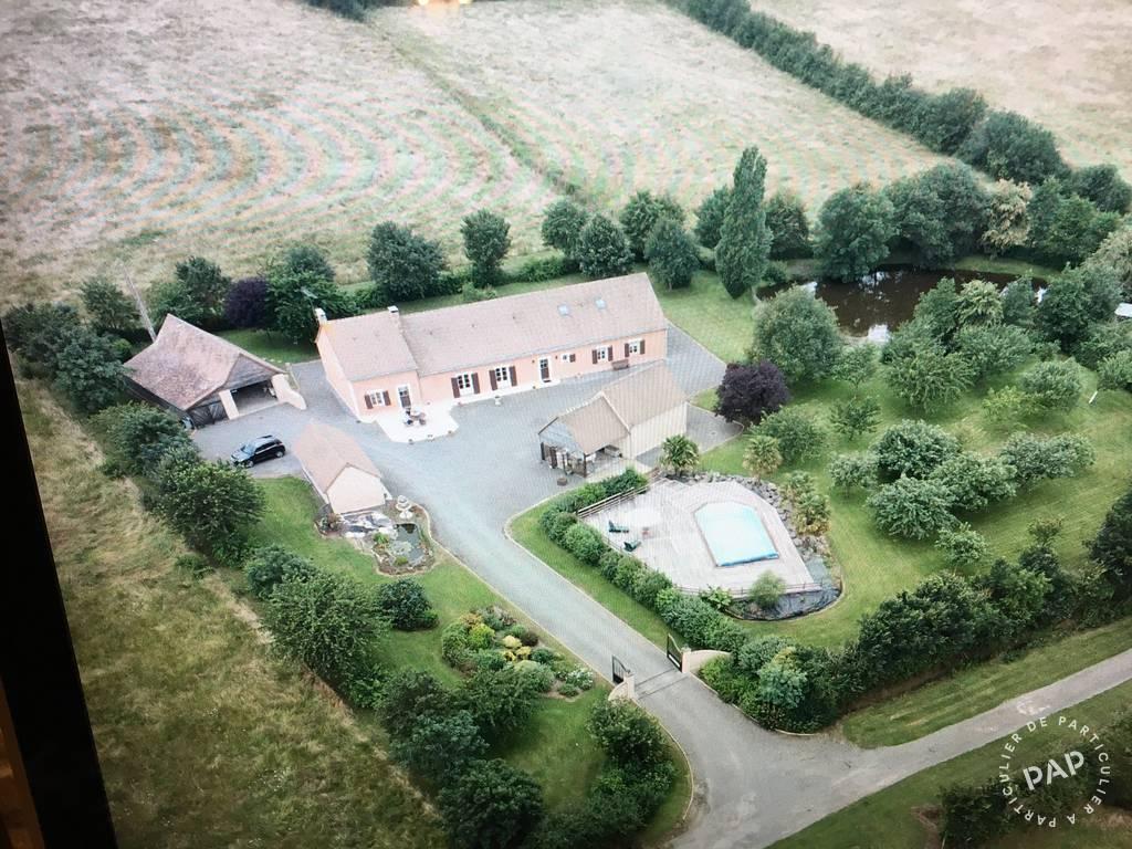 Maison 400.000€ 260m² A 10 Km De Sablé-Sur-Sarthe