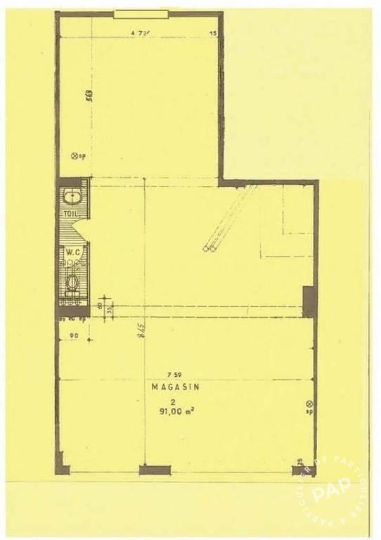 Vente et location Paris 6E (75006) 70m²