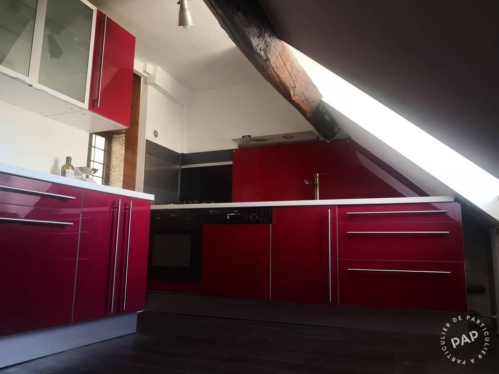 Immobilier La Chapelle-En-Serval (60520) 150.000€ 45m²