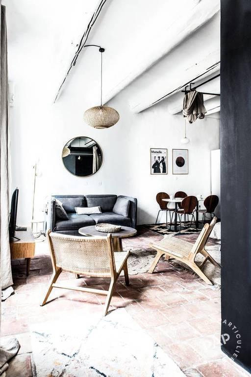 Immobilier Marseille 1Er (13001) 920€ 43m²