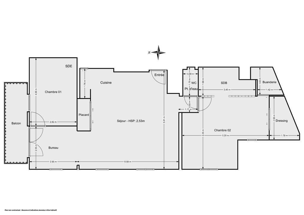 Vente Appartement Le Kremlin-Bicêtre (94270)