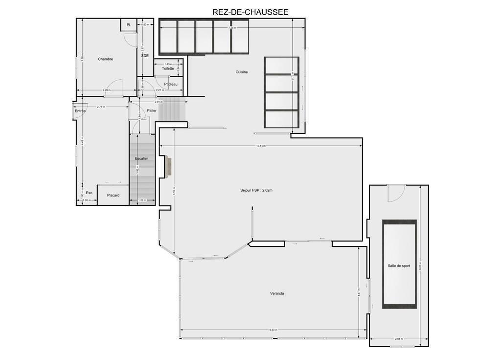 Vente immobilier 860.000€ Le Raincy (93340)