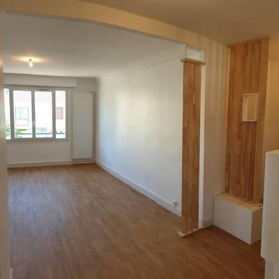 Vente appartement 4pièces 80m² Limoges (87100) - 129.000€