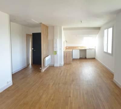 Vente appartement 4pièces 70m² Limoges (87000) - 119.000€