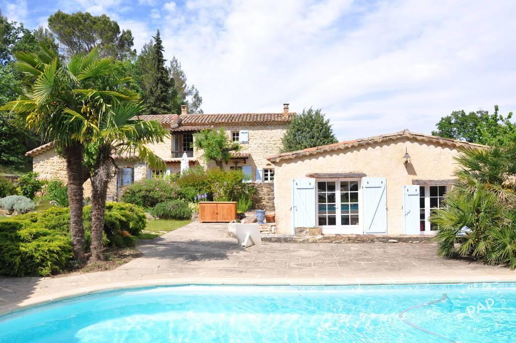 Vente Maison Mons (30340) 170m² 710.000€