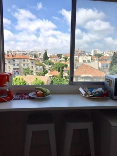 Location meublée appartement 2pièces 28m² Marseille 5E (13005) - 610€