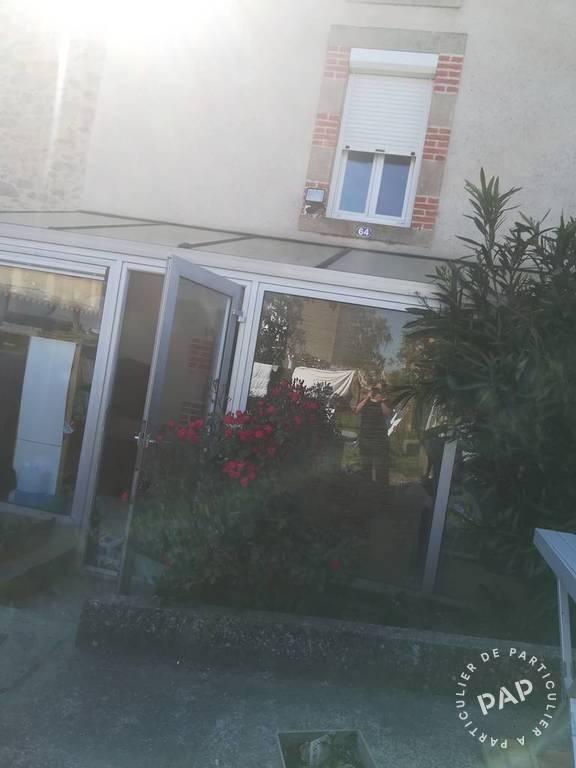 Vente maison 5 pièces Saint-Christophe-du-Bois (49280)