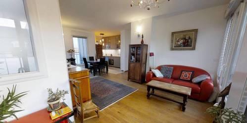 Vente appartement 3pièces 70m² Saint-Maur-Des-Fossés (94210) - 545.000€