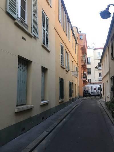 Location meublée studio 19m² Paris 15E (75015) - 890€