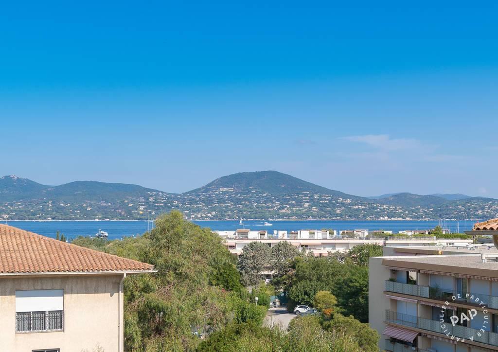 Vente appartement 5 pièces Saint-Tropez (83990)