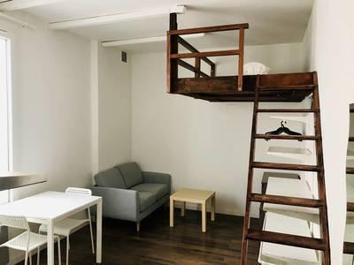 Location meublée studio 17m² Issy-Les-Moulineaux (92130) - 805€