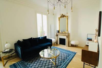 Vente appartement 3pièces 55m² Paris 19E (75019) - 690.000€