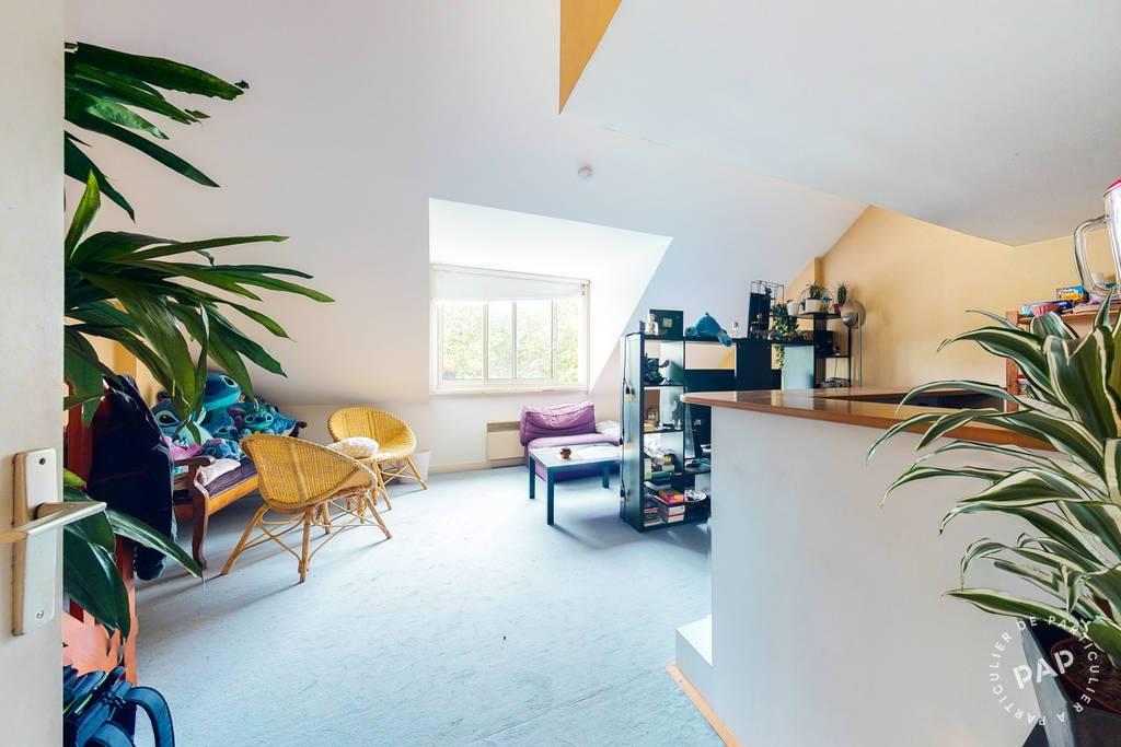 Vente Appartement Nantes (44000) 50m² 237.000€