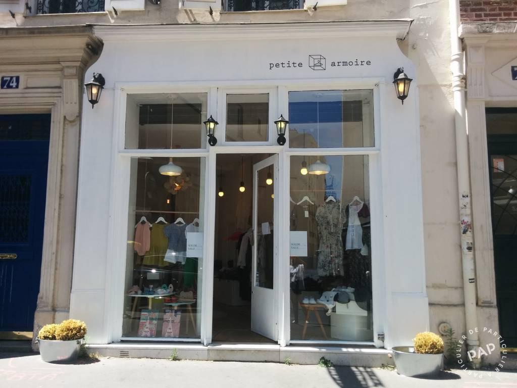 Vente et location Fonds de commerce Paris 5E (75005)  60.000€