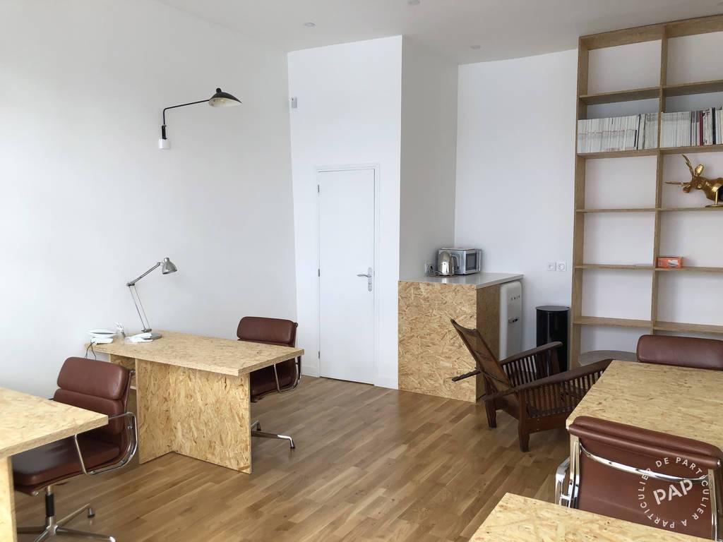 Location Bureaux et locaux professionnels Paris 2E (75002) 29m² 2.200€