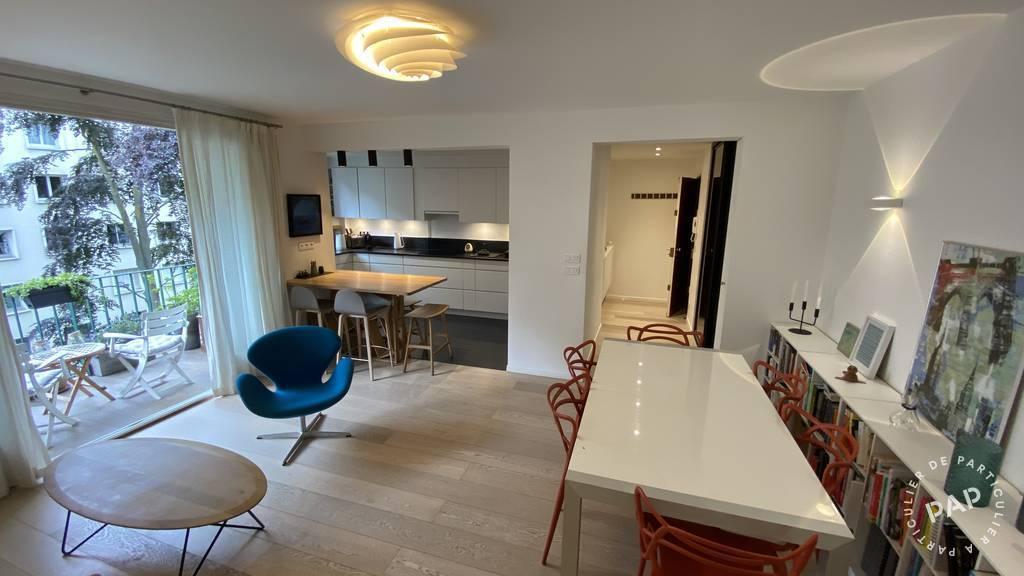 Vente appartement 5 pièces Saint-Cloud (92210)