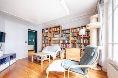 Location appartement 2pièces 46m² Asnières-Sur-Seine (92600) - 1.360€
