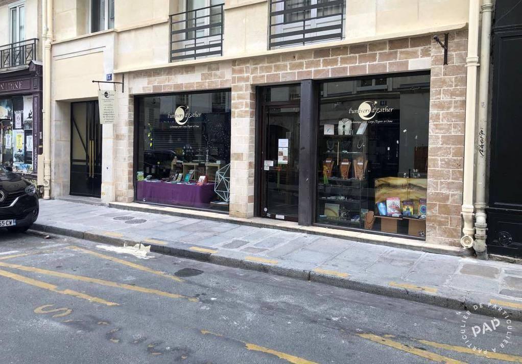 Vente et location Fonds de commerce Paris 4E (75004)  270.000€