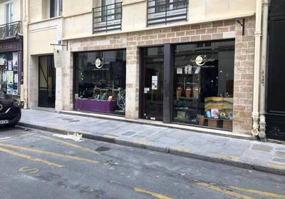 Fonds de commerce Services, Divers Paris 4E (75004) - 270.000 €