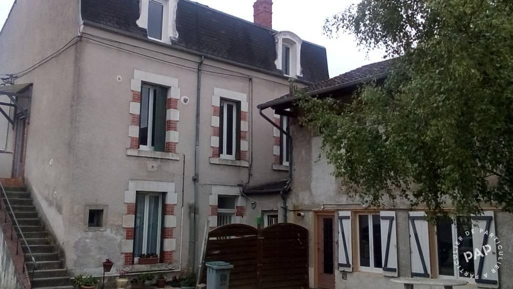 Vente Immeuble Vierzon (18100)  245.000€