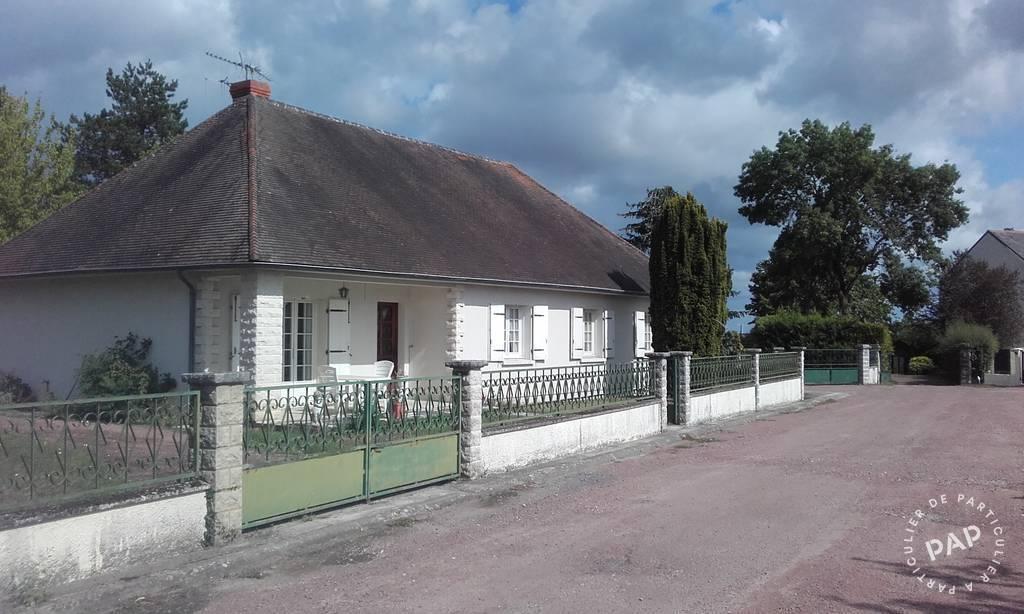 Vente maison 7 pièces Chinon (37500)