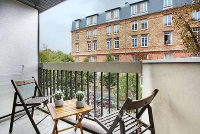Vente appartement 4pièces 87m² Neuilly-Sur-Seine (92200) - 1.030.000€