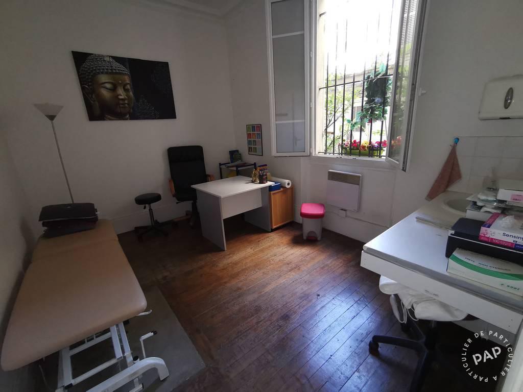 Location Bureaux et locaux professionnels Paris 14E (75014) 87m² 2.900€