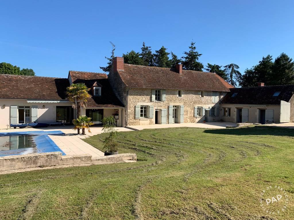 Vente Maison Orches (86230) 355m² 520.000€