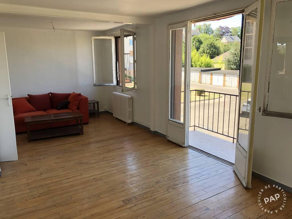 Vente appartement 3 pièces Évreux (27000)