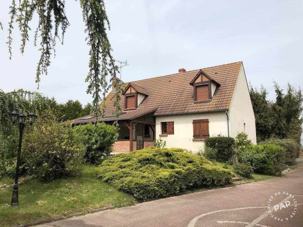 Vente Maison Auxy (45340) 190m² 275.000€