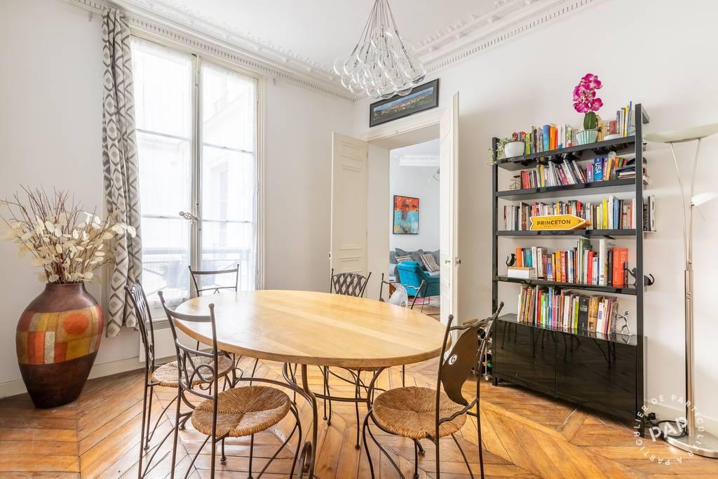 Vente appartement 4 pièces Paris 9e