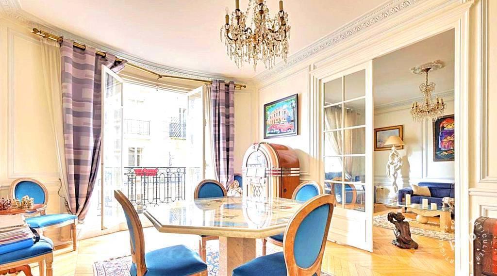 Vente appartement 5 pièces Paris 15e