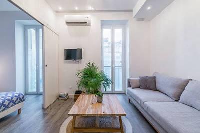 Location meublée appartement 2pièces 25m² Nice (06000) - 900€