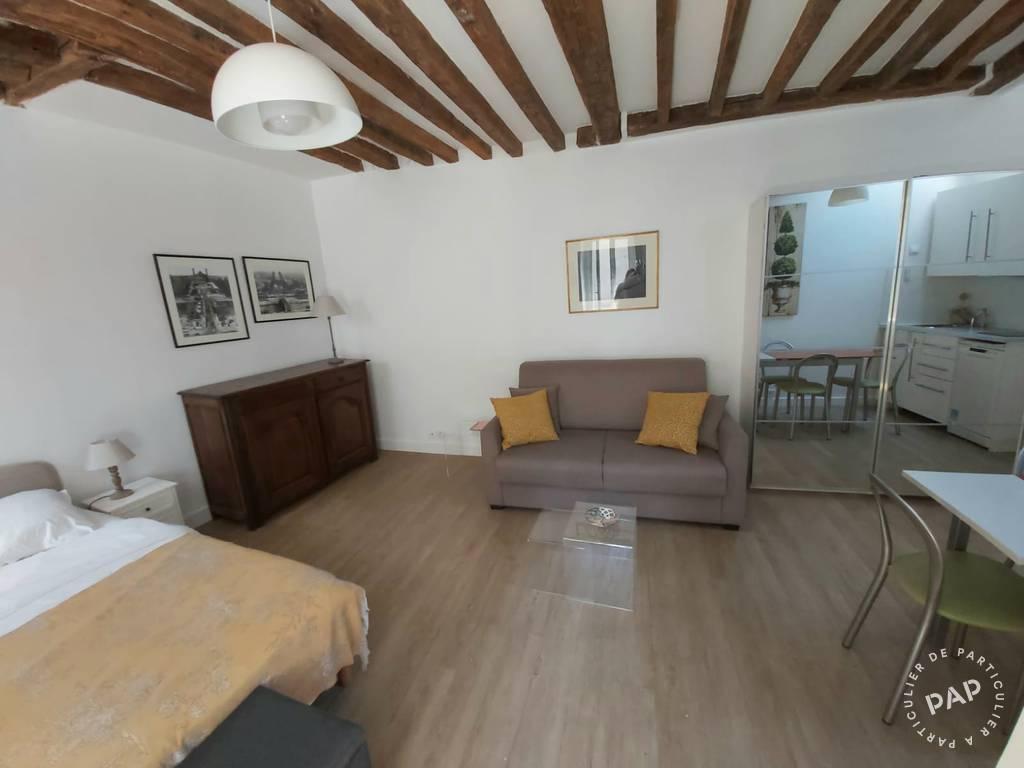 Location Appartement Paris 4E (75004) 27m² 1.100€