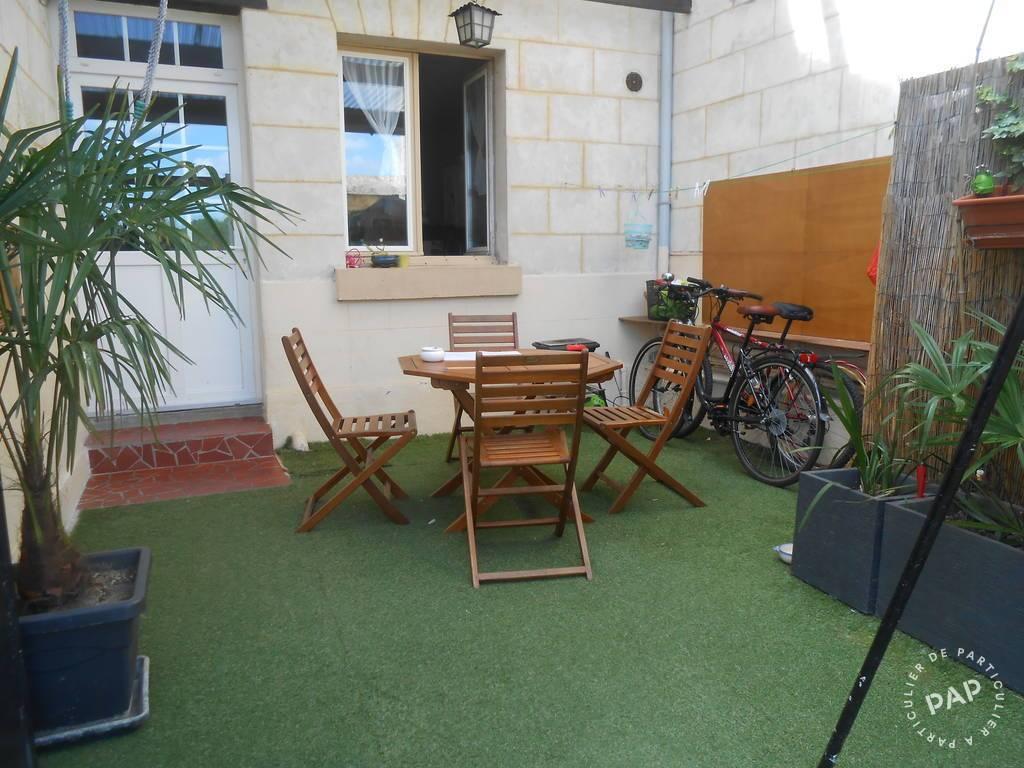 Vente maison 4 pièces Souzay-Champigny (49400)