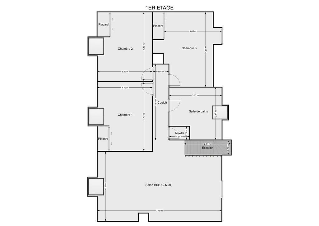 Vente Maison Chevry-Cossigny