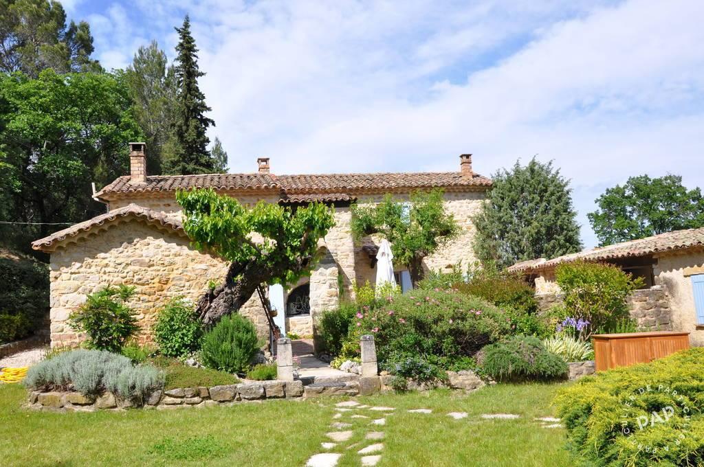 Vente immobilier 710.000€ Mons (30340)