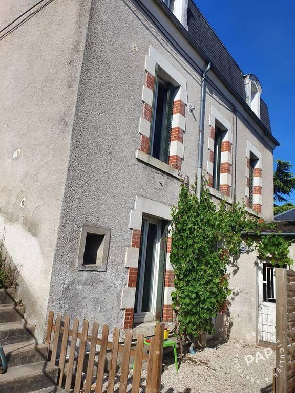 Vente immobilier 245.000€ Vierzon (18100)