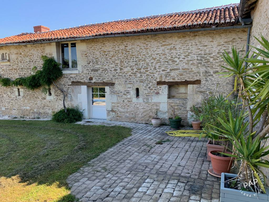 Vente immobilier 520.000 € Orches (86230)