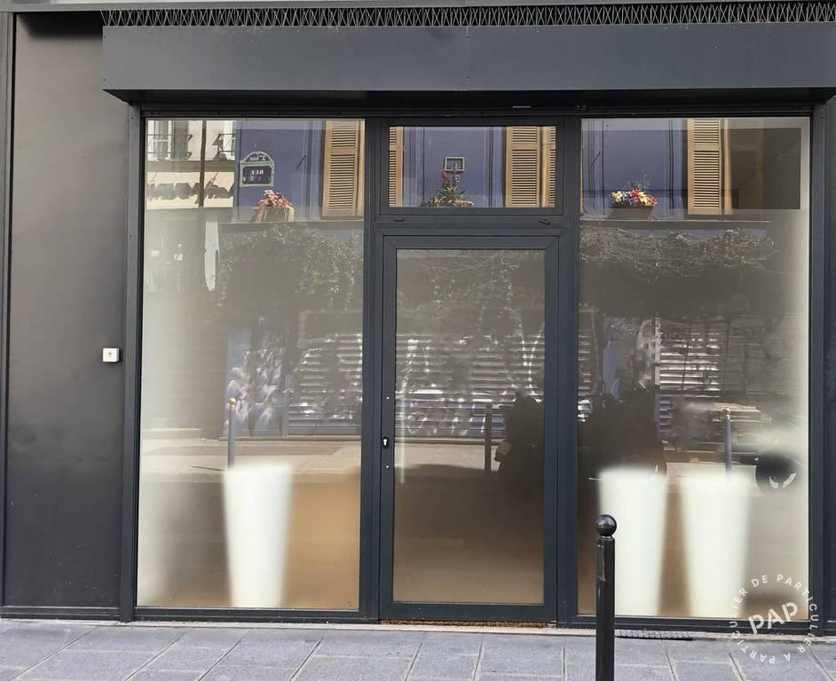 Bureaux et locaux professionnels Paris 2E (75002) 2.200€
