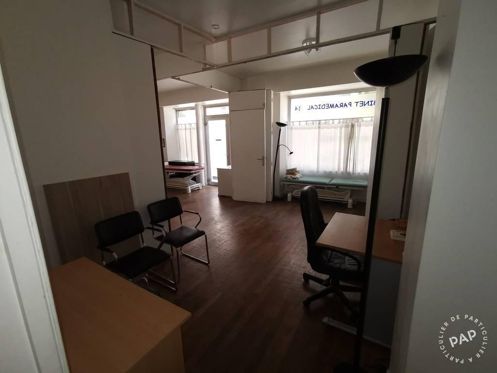 Location Bureaux et locaux professionnels 87m²