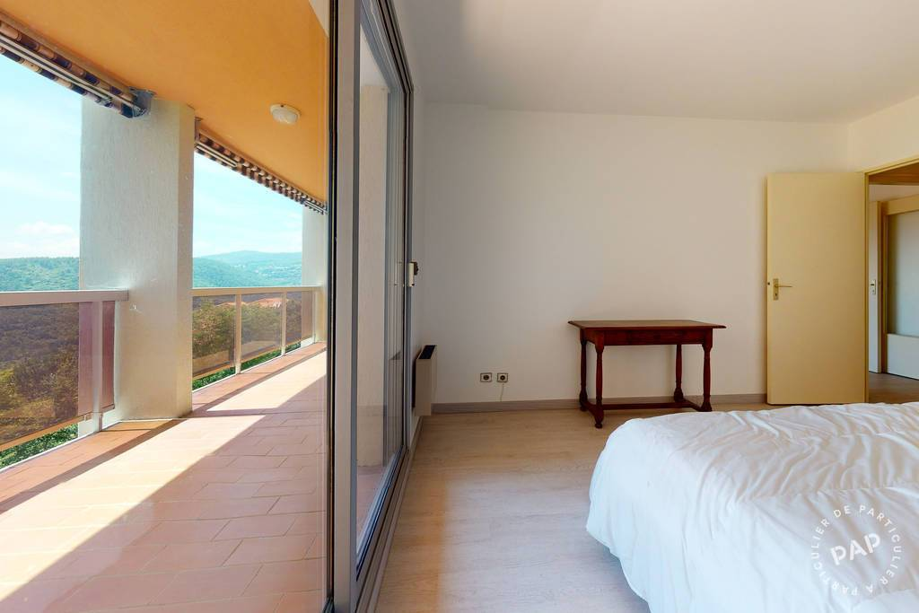Appartement 215.000€ 52m² Grasse (06130)