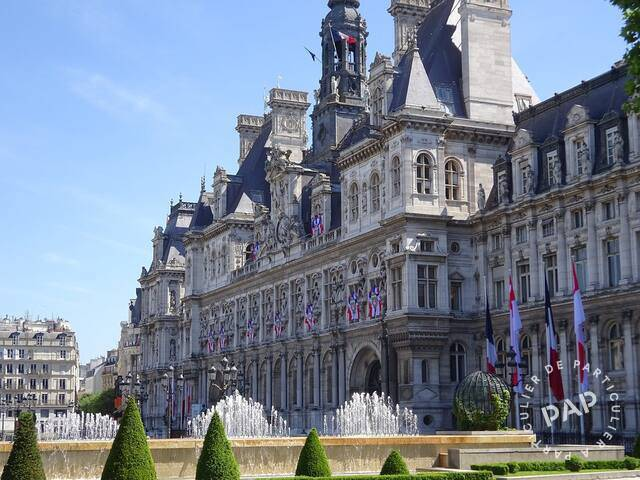 Immobilier Paris 4E (75004) 1.100€ 27m²