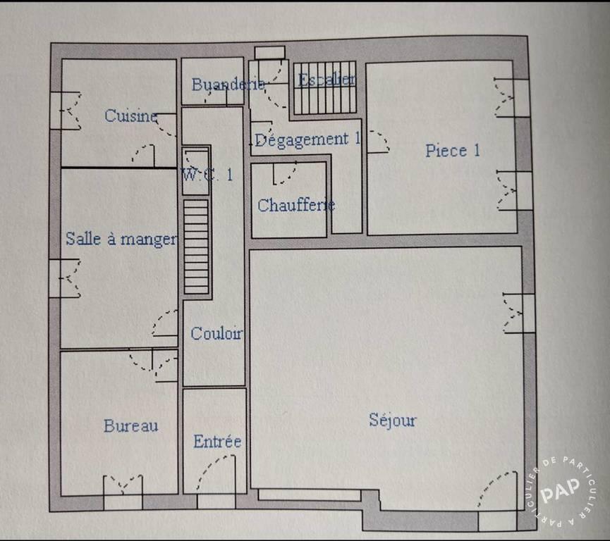 Maison 360m²